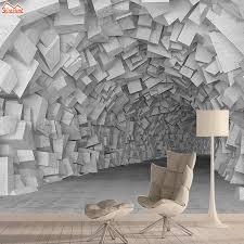 ziegel 3d tapete wandbild tapeten für wohnzimmer wand papier