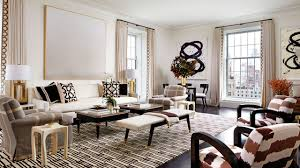 100 Apartment Interior Designs A Historic NYC Gets A Glamorous Update From