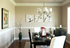 Chair Rail In Dining Room Adept Image On Contemporary With