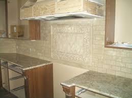 Sencha Kitchen Sink Example by Round Tile Backsplash Dark Floors Light Cabinets Difference