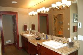 Bathroom Double Vanity Lights by Adorable 10 Master Bathroom Vanity Lights Design Ideas Of Master