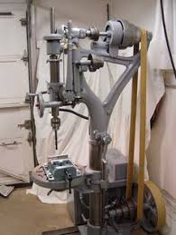 john barns drill machine rockford illinois board one