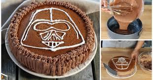 wars darth vader schokoladenkuchen