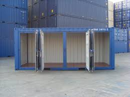 100 Converted Containers A Special Container Conversion Built For The Self Storage