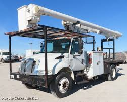 100 Bucket Trucks For Sale In Pa 2003 Ternational 4300 Bucket Truck Item DF1340 SOLD J