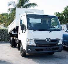 Buy Hino Dump Truck 4 Cylinder, 4L - Vampt Motors, Grand Cayman