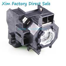 free shipping brand new projector bare l with housing elplp41