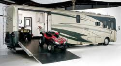 A Relatively New Type Of Motorhome Is The SURV Or Sport Utility Recreational Vehicle Also Known As Toy Hauler This Essentially With