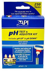 ph aquarium eau douce api api ph test adjuster kit for freshwater aquariums aquarium