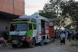 100 Food Trucks World Financial Center Melihat Armada Kebencanaan ACT Truck Hingga Mobile Watertank