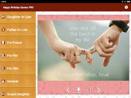 Birthday Wishes Quotes Android Apps on Google Play