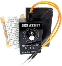 Image Is Loading AIRBAG RESISTOR BYPASS OHM MOTORHOME CAMPER VAN CONVERSION