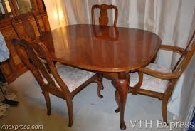 Second Hand Dining Room Tables Discount Furniture Used Best Creative