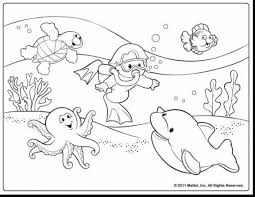 Outstanding Printable Summer Coloring Pages With Color And To Print