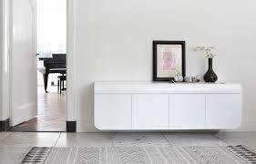 schwebendes sideboard handgefertigt rknl möbelstudio