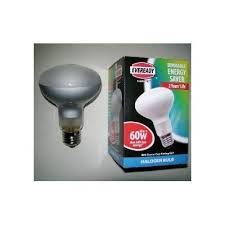 4 energy saving eveready halogen r80 spot light bulbs es e27