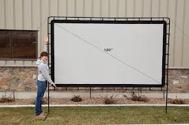 Amazon.com: Camp Chef Gear Curved Portable Movie Projection Screen ... Outdoor Backyard Theater Systems Movie Projector Screen Interior Projector Screen Lawrahetcom Best 25 Movie Ideas On Pinterest Cinema Inflatable Covington Ga Affordable Moonwalk Rentals Additions Or Improvements For This Summer Forums Project Youtube Elite Screens 133 Inch 169 Diy Pro Indoor And Camping 2017 Reviews Buyers Guide