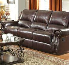 Darrin Leather Reclining Sofa With Console by Power Reclining Sofas Reviews Okaycreations Net