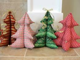 Festive Stuffed Christmas Trees