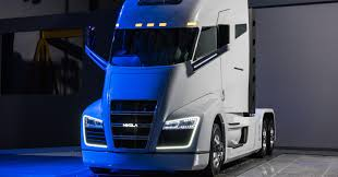 100 Bk Trucking Nikola Reaches A 11 Billion Valuation For Hydrogen Trucks