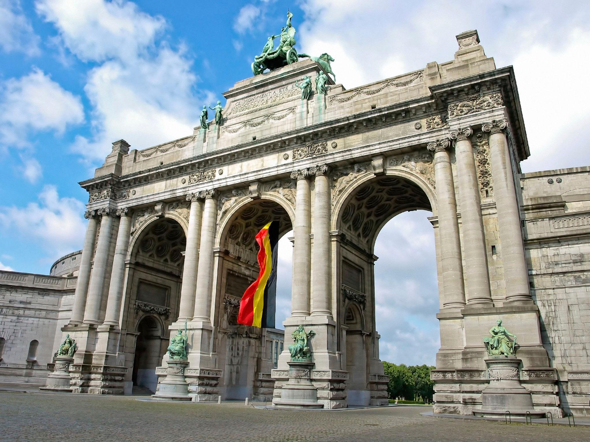 الاماكن السياحية في بروكسل حديقة سينكونت ناير
