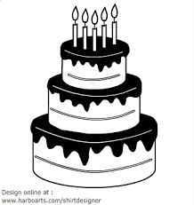 Wedding cake silhouette Vector Image · Cake Silhouette Clipart