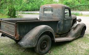 100 1937 Plymouth Truck For Sale Swayback Express PT50 Pickup
