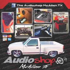 The Audioshop McAllen Tx - Home | Facebook