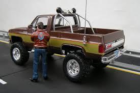 100 1984 Gmc Truck GMC The Fall Guy Under Glass Pickups Vans SUVs Light