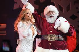 Rockin Around The Christmas Tree Karaoke Miley by Mariah U0027s U0027all I Want For Christmas Is You U0027 The Gift That Keeps On