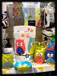Owl Bathroom Set Kmart by Walmart Owl Set For The Bathroom Owls Pinterest Walmart