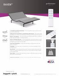 Leggett And Platt Adjustable Bed Frame by 2017 Leggett U0026 Platt Adjustable Beds All Models And Sizes Made In