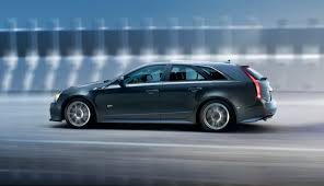 Cadillac CTS V Wagon Makes Up 05 Percent All CTS Sales