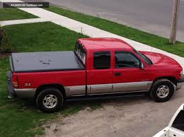 100 2000 Chevy Trucks Silverado 1500 Z71 Extended Cab Four Door With