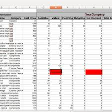 Export Product Stock In Excel