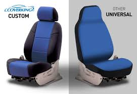 100 Custom Seat Covers For Trucks Coverking Fit 2 Different Materials To Choose From