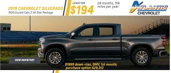100 Best Truck Leases Atlantic Chevrolet 1 Chevy Dealership On Long Island