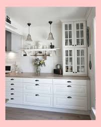 vitrine hängeschränke stapeln ikea kitchen