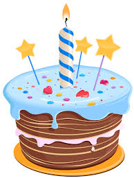 First Birthday Cake PNG s
