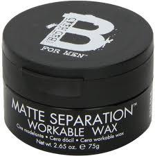 tigi bed head matte separation hair styler price in india buy