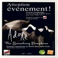 Smashing Pumpkins Adore Tour by Adore Spfreaks