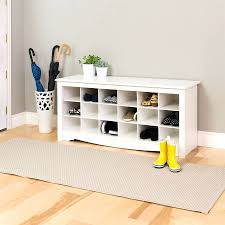 bench wooden storage bench seat indoors awesome white storage