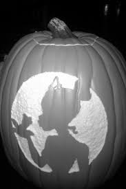 Tinkerbell Face Pumpkin Template by 80 Best Pumpkin Carving Ideas Images On Pinterest Silhouette