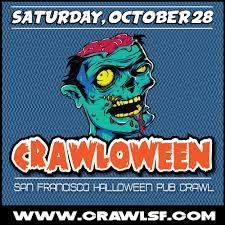 Halloween Express South Austin by Crawloween San Francisco Halloween Pub Crawl San Francisco