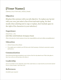 45 Free Modern Resume / CV Templates - Minimalist, Simple ... Unique Blank Simple Resume Template Ideas Free Printable Free Resume Mplates For High School Students Yupar Mplate Clipart Images Gallery One Column Cv Prokarman Outline Souvirsenfancexyz 25 Templates Open Office Libreoffice And Director Examples New Fuel Sme Twocolumn Resumgocom 68 Easy Cv Jribescom And Ankit 45 Modern Minimalist 17 Simple Format Download Leterformat