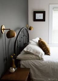 Sonora Pillow Skirt As Top Love The Dark Wall And Schoolhouse Electric Lamps