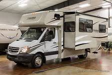New 2018 Mercedes Benz Class C Diesel Motorhome Model 2200 LE For Sale Low Price