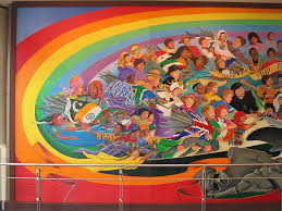 Denver International Airport Murals Removed by Denver Airport Murals Denver Colorado Denver Airport Denver