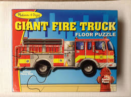 Melissa & Doug, Giant Fire Truck Floor Puzzle, 24 Jumbo Pieces, 4 ... Sound Puzzles Upc 0072076814 Mickey Fire Truck Station Set Upcitemdbcom Kelebihan Melissa Doug Around The Puzzle 736 On Sale And Trucks Ages Etsy 9 Pieces Multi 772003438 Chunky By 3721 Youtube Vehicles Soar Life Products Jigsaw In A Box Pinterest Small Knob Engine Single Replacement Piece Wooden Vehicle Around The Fire Station Sound Puzzle Fdny Shop