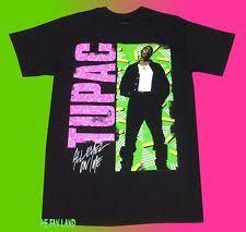 New Tupac Shakur 2Pac All Eyez On Me 1996 2 Pac 90s Rap Vintage T